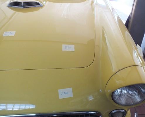 Ford Thunderbird - Analyse